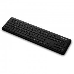 Teclado Microsoft Bluetooth inalámbrico - Black