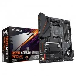 Tarjeta Madre Aorus B550 Pro Ac Rgb ATX AM4-AMD