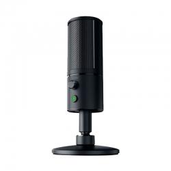 Micrófono Razen Seiren X Usb - color negro clásico