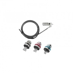 Cable Lock IMEXX bloqueo seguridad para portátil