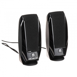 Parlantes Logitech altavoces stereo S150 USB - A