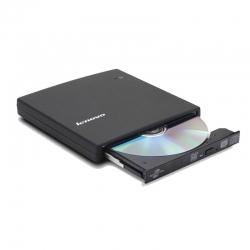 Unidad de disco óptico Lenovo USB DVD-RW externo