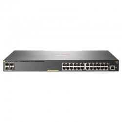 Switch Hpe Aruba 2930F 24G 4Sfp 24Pts 1U Rack