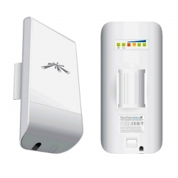 Access Point Ubiquiti Nanostation locoM5 5Ghzw