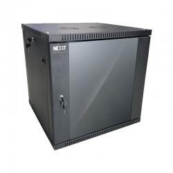 Gabinete Nexxt SKD 15U Instalable En Pared negro