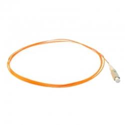 Pigtail de Fibra Óptica 50/125 Sc/Upc Simplex 1.5M