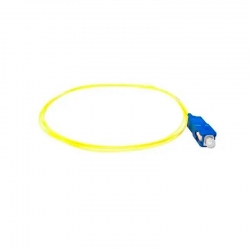 Pigtail De Fibra Óptica 09/125 Sc/Upc Simplex