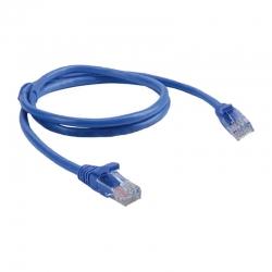 Cable De Red Patch Cord Utp La Cat5E 90cm Azul