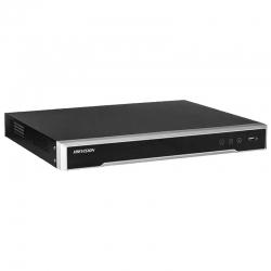 NVR Hikvision Grabador 4K de 8CH 1U 8 PoE 2HDD