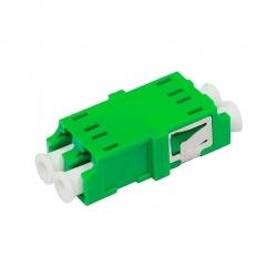Adaptador De Fibra Cablix Monomodo Lc/Apc Duplex