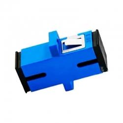 Adaptador De Fibra Single Mode Sc/Upc Simplex