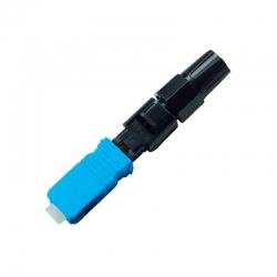 Conector Rápido De Fibra 09/125 Sc/Upc Simplex