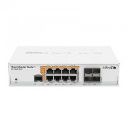 Router Mikrotik CRS112-8P-4S-IN Ethernet 8xGigabit
