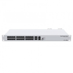 Router Switch Mikrotik CRS326 24SFP + 2QSFP + RM