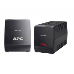 Regulador De Voltaje APC LS600 600Va/300W 8 tomas
