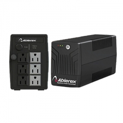 Batería Ablerex 750VA UPS 6 tomas 750VA/375W
