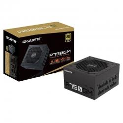 Fuente De Poder Gigabyte P750GM 750W 80 Plus Gold
