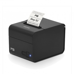 Impresora de recibos Custom America P3 témica USB