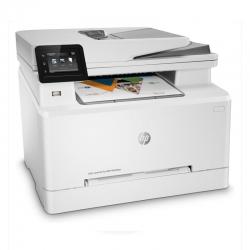 Impresora Laser HP Color Laserjet Pro Mfp M283Fdw