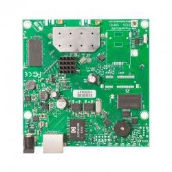 Router mikrotik Inalámbrico CPU 600MHz 32MB RAM