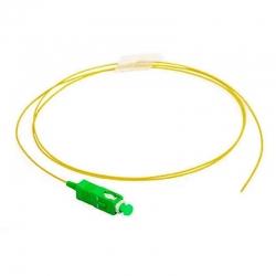 Conector fibra Cablix Pigtail Monomodo SC/APC