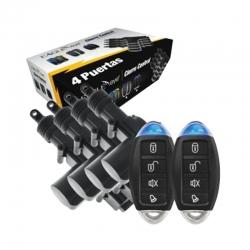 Kit EAGLE B028-C3 Cierres 4 Puertas 2 Controles