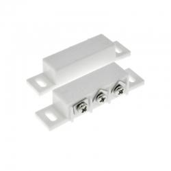 Contacto magnético liviano 3W 100VDC 55x12x11mm