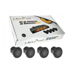 Sensor Retroceso EAGLE EYE Bumpper Metalico