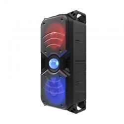 Parlante Xtech Fierce Bluetooth LED 2000mAh 50W