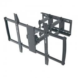 Soporte en pared para pantallas 60' a 100' 80kg