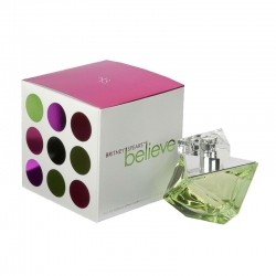 Colonia Britney Spears Believe Edp 100Ml mujer