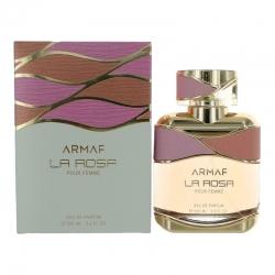 Colonia Armaf La Rosa Edp 100 ml para mujer