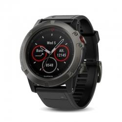 Smart Watch Garmin f?nix® 5X 16GB GPS Bluetooth
