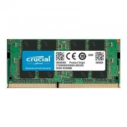 Memoria RAM Crucial 8GB DDR4-2400 Sodimm 2400Mhz