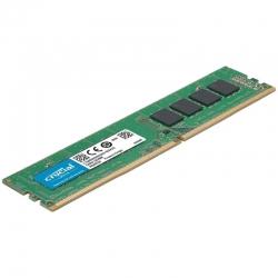 Memoria RAM Crucial 4GB DDR4-2666 UDIMM 2666Mhz