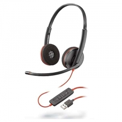 Headsets Plantronics Blackwire C3220 USB tipo A