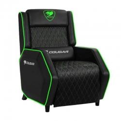 Sofá Cougar Ranger PS reclinable 160° verde-negro