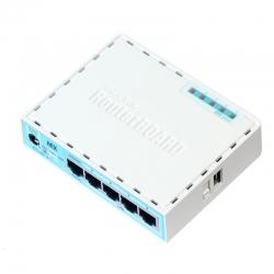 Router Mikrotik Hex 5 Gigabit Ethernet 880MHz