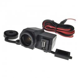 Toma/Cargador ESS 12V 1 USB para vehículos 2100mA