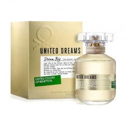 Colonia Benetton United Dreams Dream Big Edt 80ml