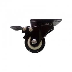 Rodines para Gabinete TEKLINK 4 ruedas y tornillos