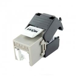Conector Modular de Red Nexxt sin blindaje Cat6A