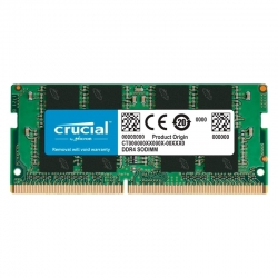 Memoria RAM Crucial SODIMM 8 GB DDR4 2666 Mhz