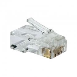 Conector de terminal Rj45 Cat5e RIG / FLEX.
