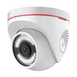 Cámara Minidomo Ezviz C4W Wi-Fi 2MP lente 2.8mm