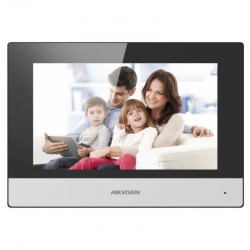 Monitor Touch Screen 7' Para Videoportero IP PoE