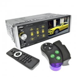 Radio Eagle eye Pantalla HD 4' MP5 USB 1 DIN