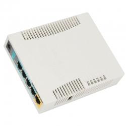 Router Mikrotik Board Poe 100Mb 2.4Ghz Lan/Wifi