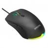 Mouse Philips gaming USB 2.0 cablaedo 6 botones