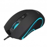 Mouse Philips Gaming con Ambiglow USB 2.0 cablaedo